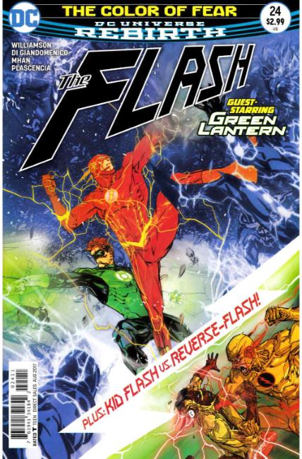 Flash #24 [DC Comic] THUMBNAIL