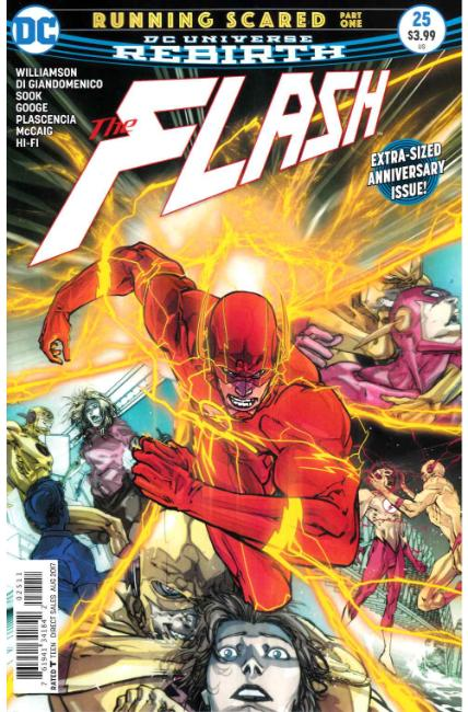 Flash #25 [DC Comic] THUMBNAIL