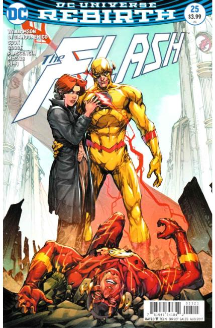 Flash #25 Porter Variant Cover [DC Comic] THUMBNAIL