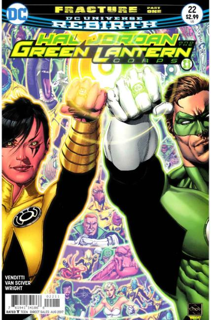 Hal Jordan and the Green Lantern Corps #22 [DC Comic]_THUMBNAIL