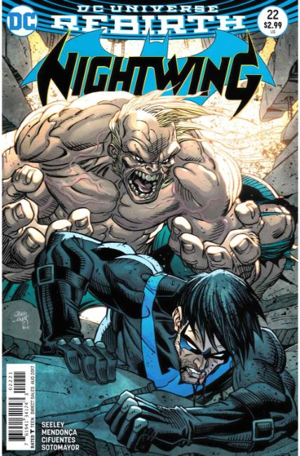 Nightwing #22 Jones Variant Cover [DC Comic]_LARGE