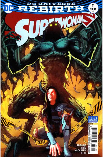 Superwoman #11 Guedes Variant Cover [DC Comic] THUMBNAIL