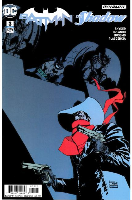 Batman The Shadow #3 Risso Variant Cover [DC Comic]_THUMBNAIL