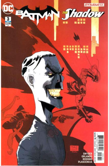 Batman The Shadow #3 Sale Variant Cover [DC Comic]_THUMBNAIL