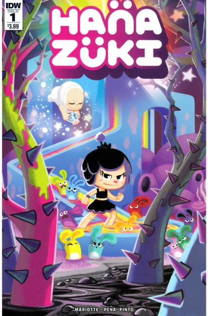 Hanazuki Full of Treasures #1 [IDW Comic] THUMBNAIL