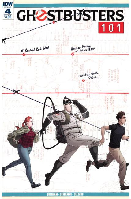 Ghostbusters 101 #4 [IDW Comic] THUMBNAIL
