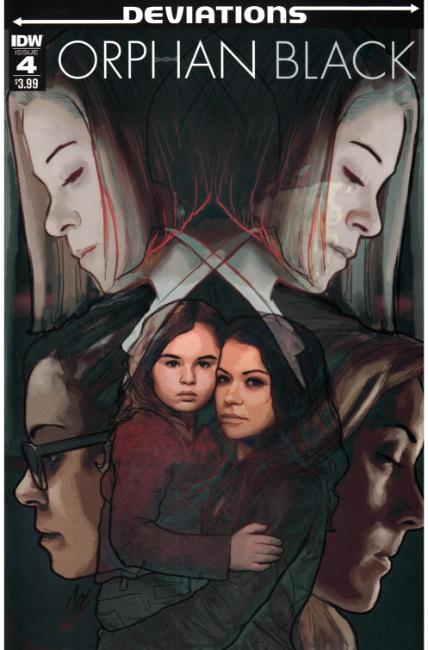 Orphan Black Deviations #4 [IDW Comic]
