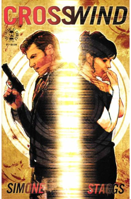 Crosswind #1 Cover A [Image Comic] THUMBNAIL