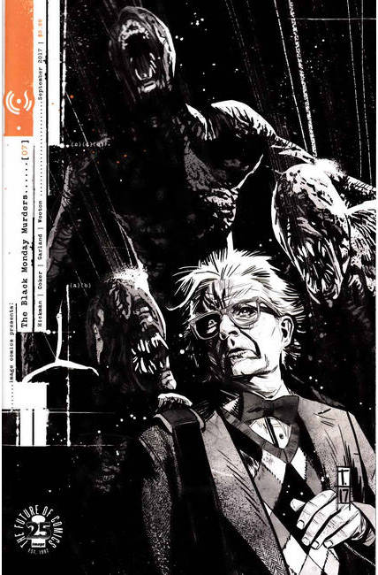 Black Monday Murders #7 [Image Comic] THUMBNAIL