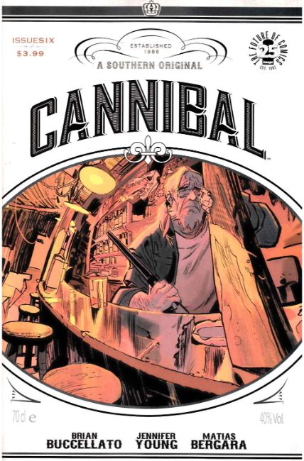 Cannibal #6 [Image Comic] THUMBNAIL