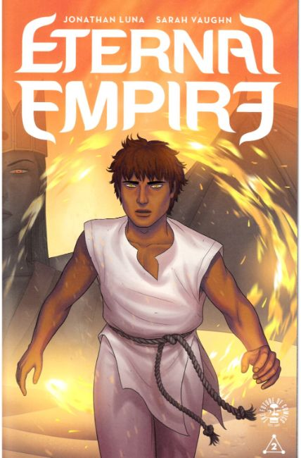 Eternal Empire #2 [Image Comic] THUMBNAIL
