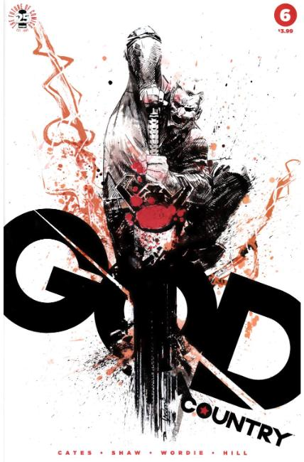 God Country #6 Cover B [Image Comic] THUMBNAIL