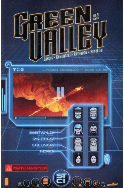 Green Valley #9 [Image Comic] THUMBNAIL