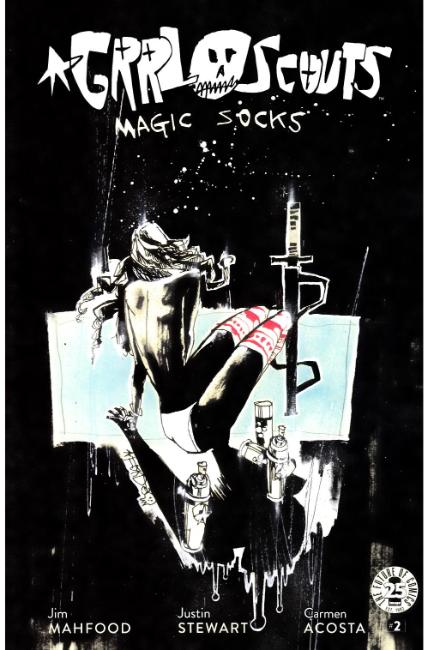 Grrl Scouts Magic Socks #2 Cover A [Image Comic] THUMBNAIL
