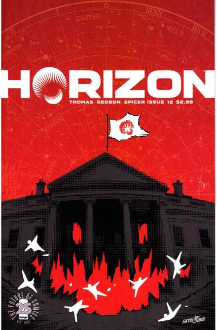 Horizon #12 [Image Comic]