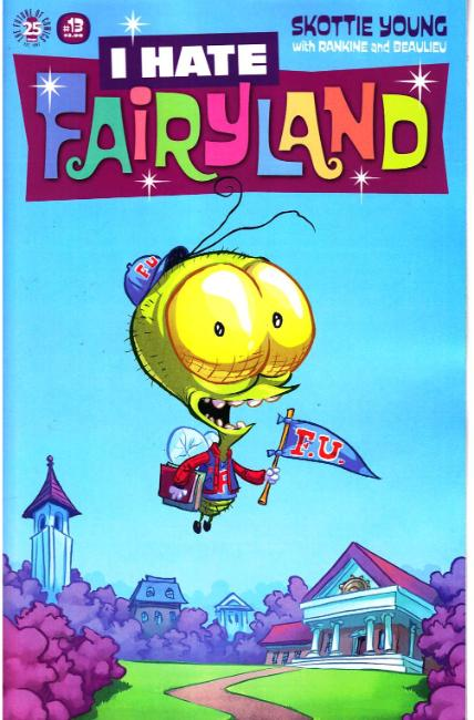 I Hate Fairyland #13 Cover A [Image Comic] THUMBNAIL