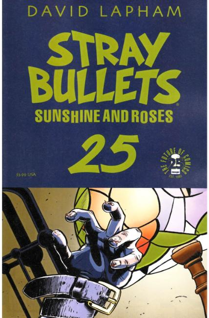 Stray Bullets Sunshine & Roses #25 [Image Comic] THUMBNAIL