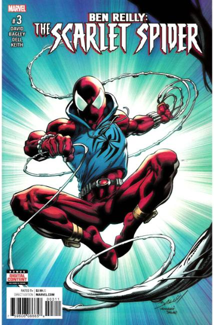 Ben Reilly Scarlet Spider #3 [Marvel Comic]_THUMBNAIL