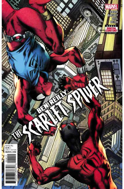 Ben Reilly Scarlet Spider #4 [Marvel Comic]_THUMBNAIL