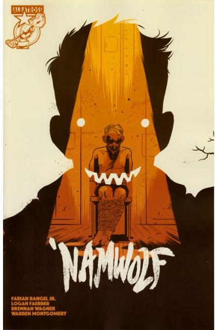 Namwolf #3 [Albatross Comic]