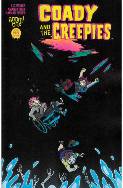 Coady & the Creepies #4 [Boom Comic]