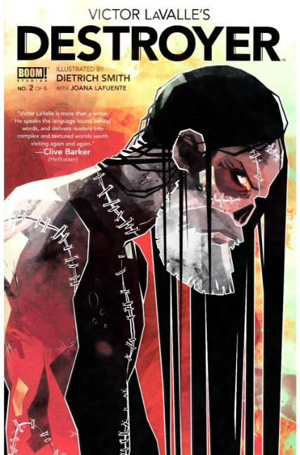 Victor Lavalle Destroyer #2 [Boom Comic]