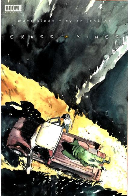 Grass Kings #4 Cover A [Boom Comic]
