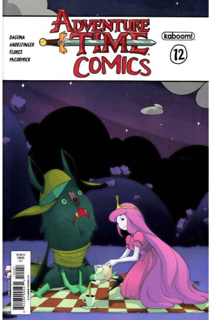 Adventure Time Comics #12 Subscription Cover [Boom Comic]