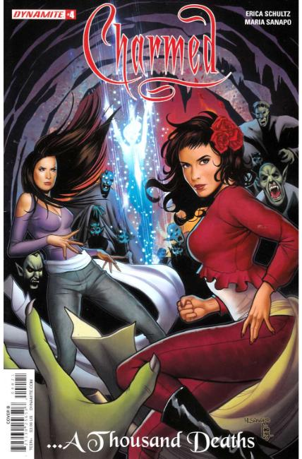 Charmed #4 Cover B [Dynamite Comic]