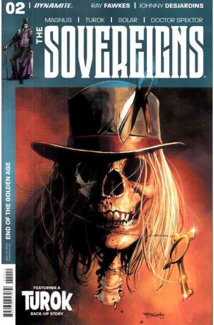Sovereigns #2 Cover A [Dynamite Comic] THUMBNAIL