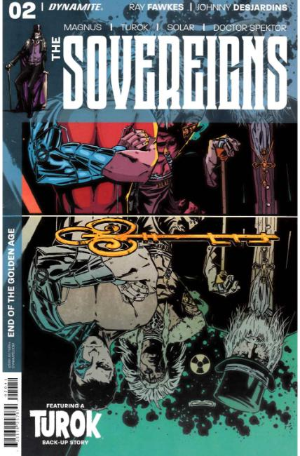 Sovereigns #2 Cover D [Dynamite Comic] THUMBNAIL