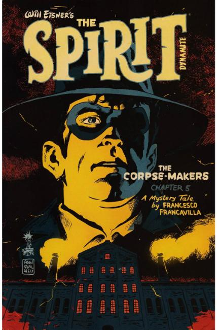 Will Eisner Spirit Corpse Makers #5 [Dynamite Comic]_THUMBNAIL