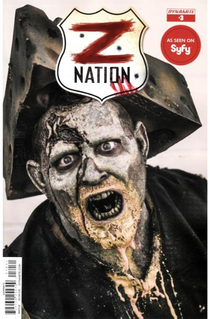 Z Nation #3 Cover C [Dynamite Comic] THUMBNAIL