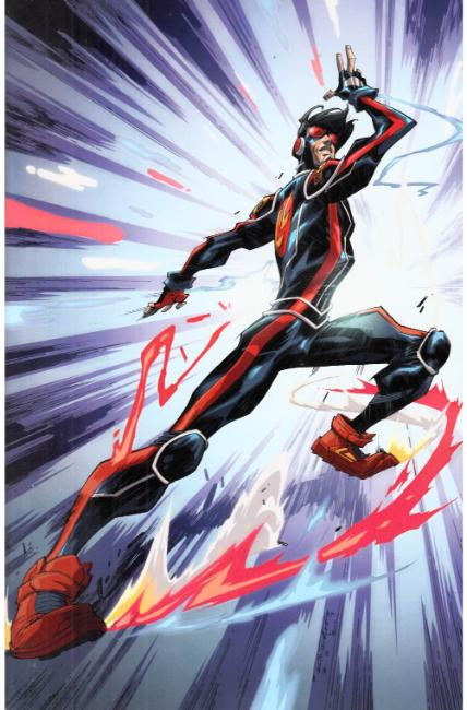 Catalyst Prime Accell #1 Randolph Variant Cover [Lion Forge Comic] THUMBNAIL