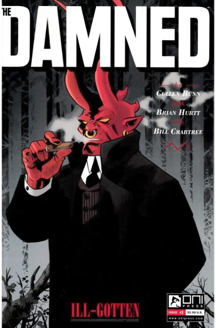 The Damned #2 [Oni Press Comic] THUMBNAIL