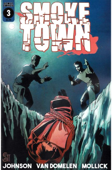 Smoketown #3 [Scout Comic] LARGE