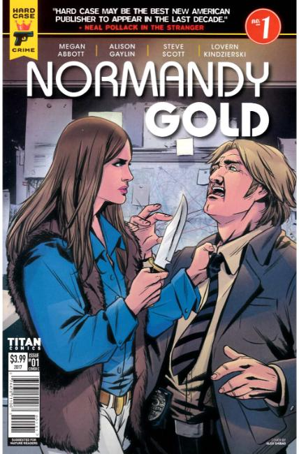 Normandy Gold #1 Cover C [Titan Comic] THUMBNAIL