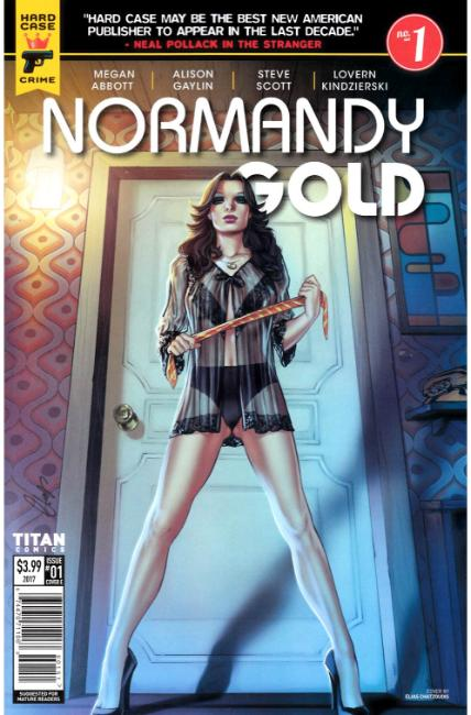 Normandy Gold #1 Cover E [Titan Comic] THUMBNAIL