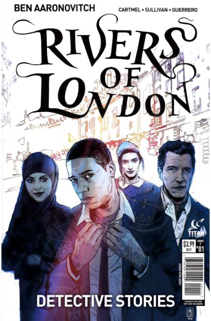 Rivers of London Detective Stories #1 Cover A [Titan Comic]