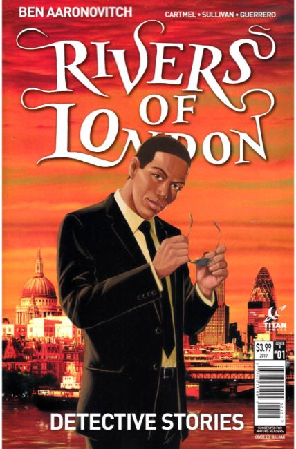 Rivers of London Detective Stories #1 Cover B [Titan Comic]