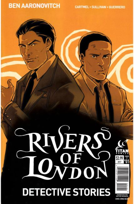 Rivers of London Detective Stories #1 Cover D [Titan Comic]