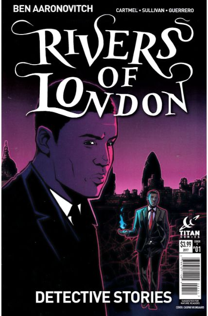 Rivers of London Detective Stories #1 Cover E [Titan Comic]