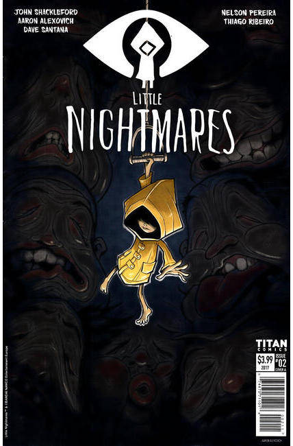 Little Nightmares #2 Cover A [Titan Comic] THUMBNAIL