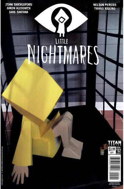 Little Nightmares #2 Cover B [Titan Comic]