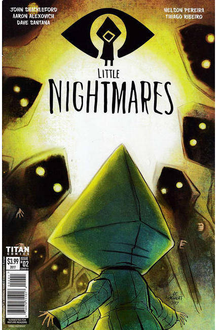Little Nightmares #2 Cover D [Titan Comic]