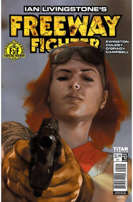 Ian Livingstone Freeway Fighter #2 Cover A [Titan Comic]_THUMBNAIL