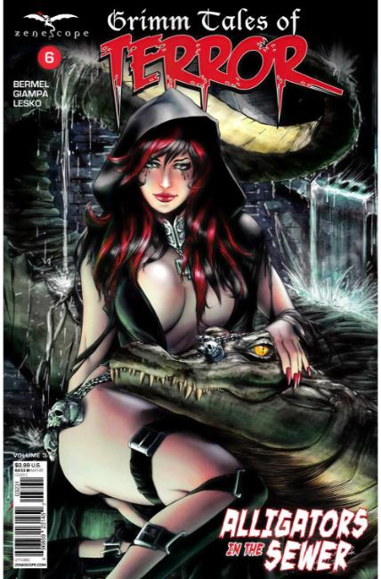 GFT Grimm Tales of Terror Volume 3 #6 Cover C [Zenescope Comic] THUMBNAIL