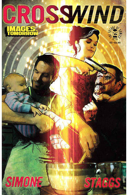 Crosswind #2 Cover C [Image Comic] THUMBNAIL