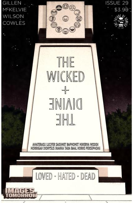 Wicked & Divine #29 Cover C [Image Comic]