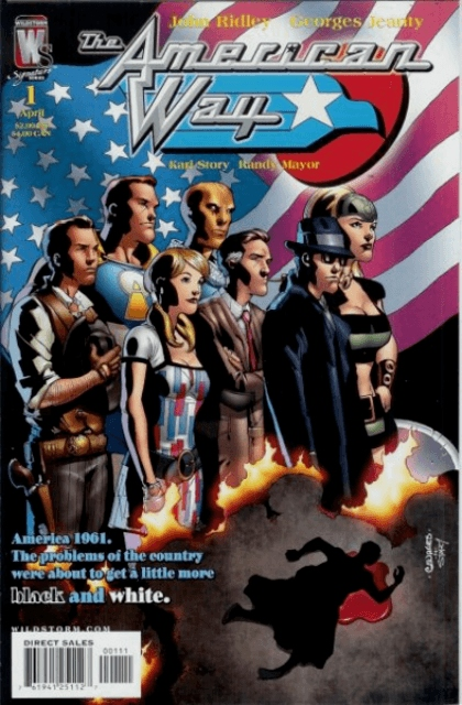 Vertigo Essentials American Way Vertigo Sampler [DC Comic] THUMBNAIL